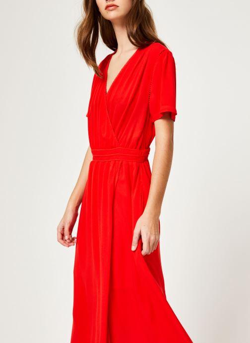 Vêtements Suncoo ROBE CATALINA Rouge vue droite