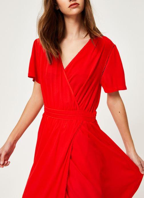 Vêtements Suncoo ROBE CATALINA Rouge vue détail/paire