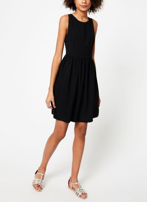Vêtements Suncoo ROBE CALIE Noir vue bas / vue portée sac