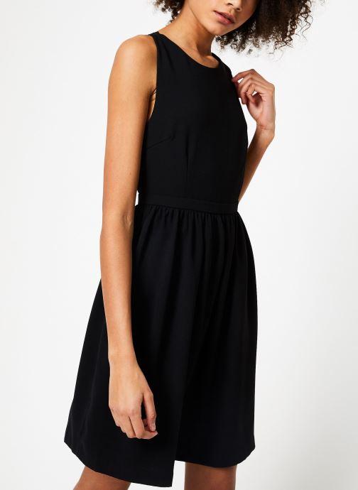 Vêtements Suncoo ROBE CALIE Noir vue droite