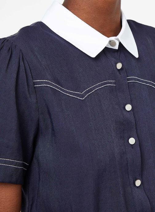 Vêtements Suncoo ROBE CLEOPATRE Noir vue face