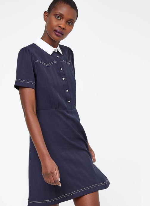 Vêtements Suncoo ROBE CLEOPATRE Noir vue détail/paire