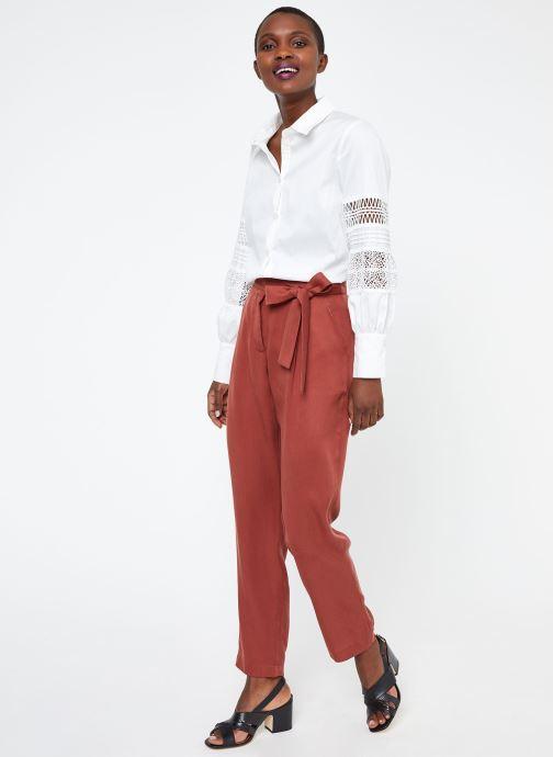 Tops Suncoo Chemise Lina 01 Et VêtementsChemises Casse blanc CxWredoB