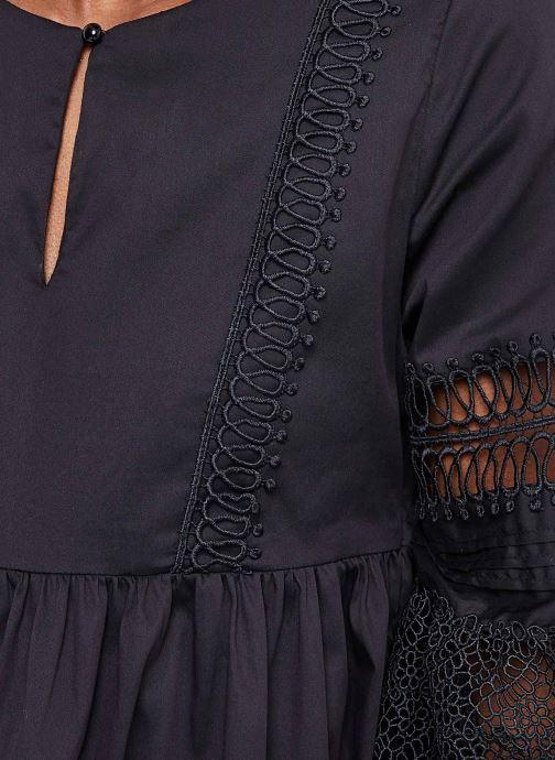 Vêtements Suncoo ROBE CATHERINE Noir vue face