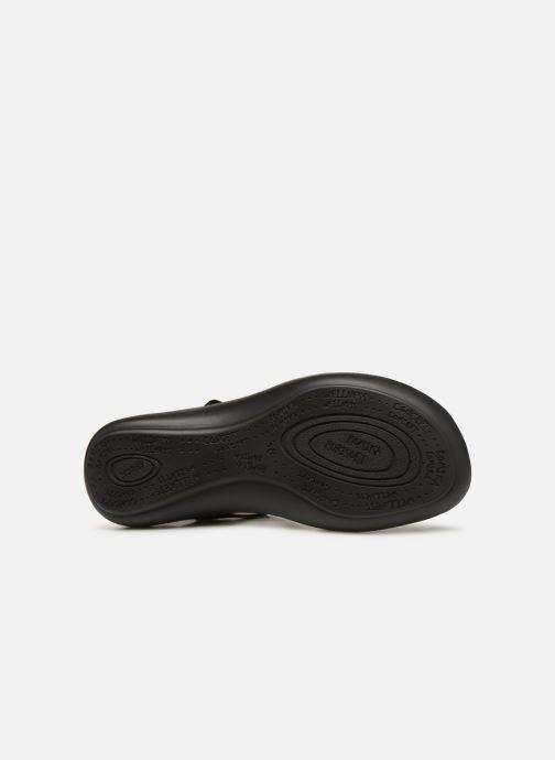 Sandales et nu-pieds Romika Ibiza 98 Noir vue haut