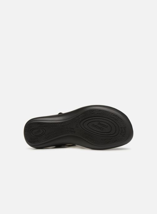 Sandales et nu-pieds Westland Ibiza 98 Noir vue haut