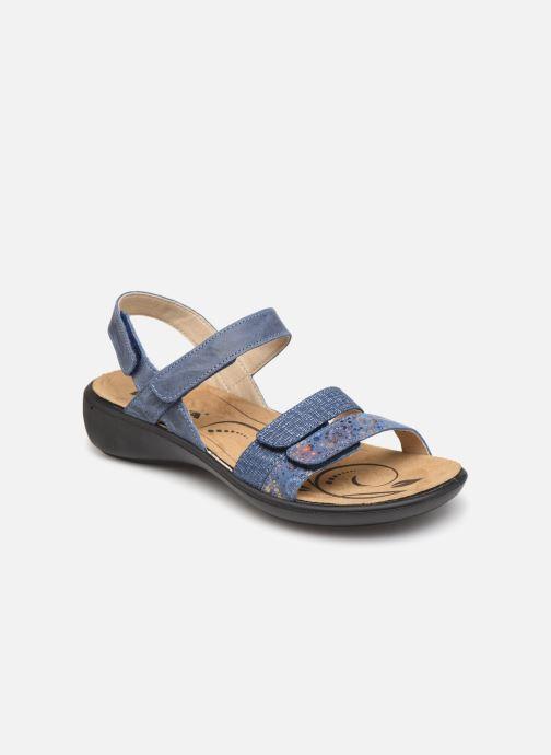 Sandales et nu-pieds Romika Ibiza 103 Bleu vue détail/paire