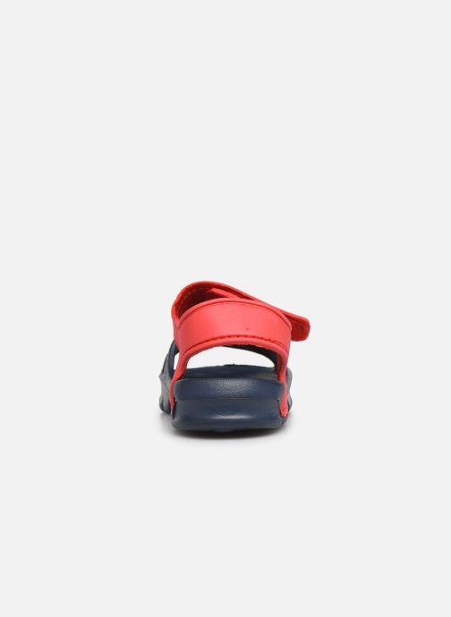 Sandales et nu-pieds PJ Masks PJ FORAZIO C Bleu vue droite
