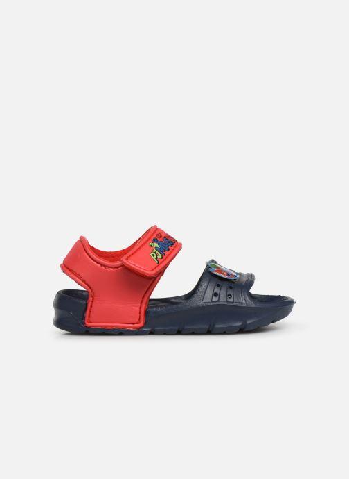 Sandales et nu-pieds PJ Masks PJ FORAZIO C Bleu vue derrière