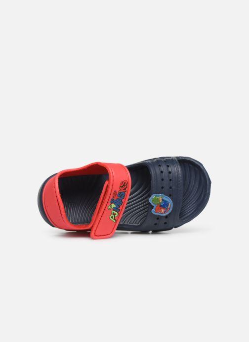 Sandales et nu-pieds PJ Masks PJ FORAZIO C Bleu vue gauche