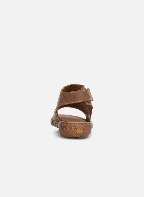 Sandales et nu-pieds Josef Seibel Rosalie 31 Marron vue droite