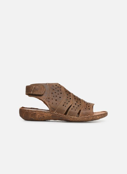 Sandales et nu-pieds Josef Seibel Rosalie 31 Marron vue derrière