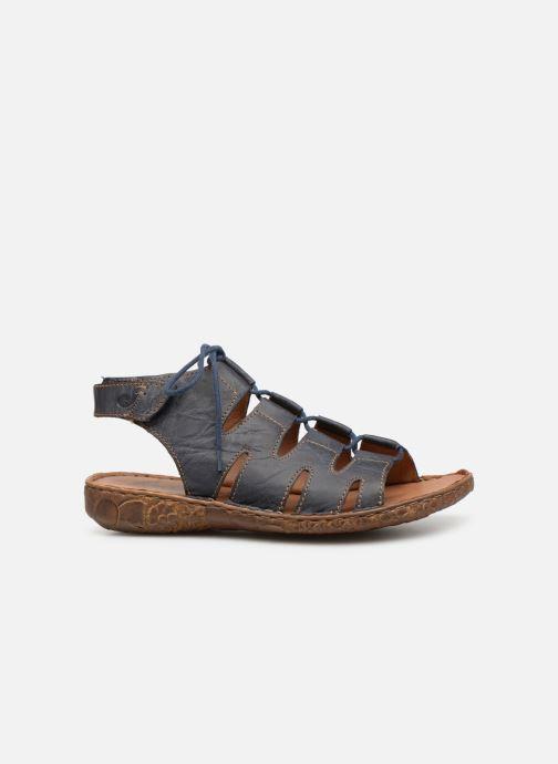 Sandales et nu-pieds Josef Seibel Rosalie 39 Bleu vue derrière