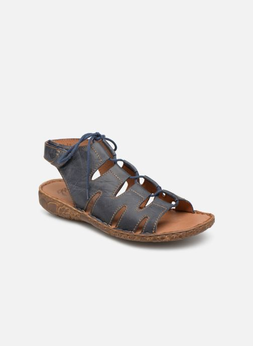 Sandales et nu-pieds Josef Seibel Rosalie 39 Bleu vue détail/paire