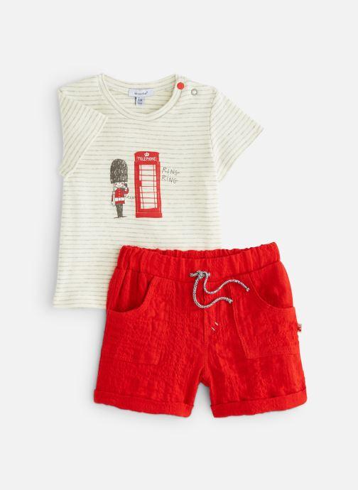 Abbigliamento Absorba 9N37022 Rosso vedi dettaglio/paio