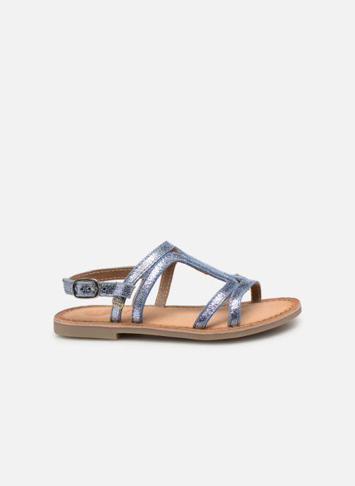 Sandales et nu-pieds Gioseppo COLLEGNO Bleu vue derrière