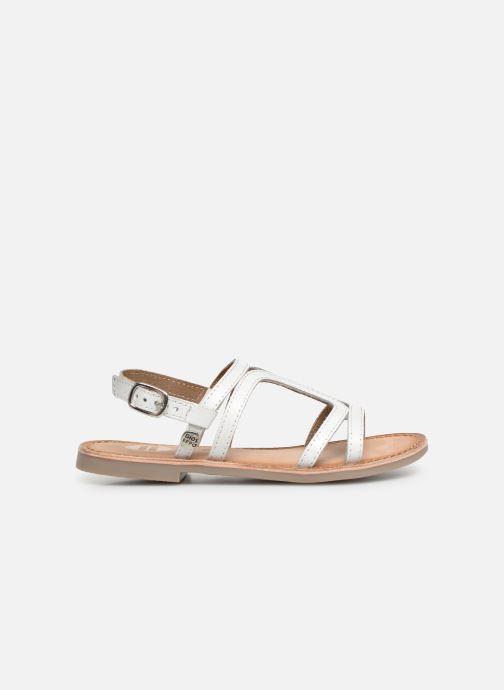 Sandals Gioseppo COLLEGNO White back view