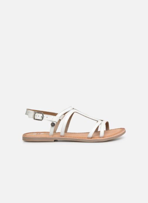 Sandales et nu-pieds Gioseppo PESARO Blanc vue derrière