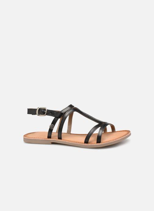 Sandales et nu-pieds Gioseppo PESARO Noir vue derrière