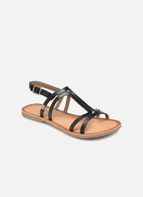 Sandales et nu-pieds Gioseppo PESARO Noir vue détail/paire