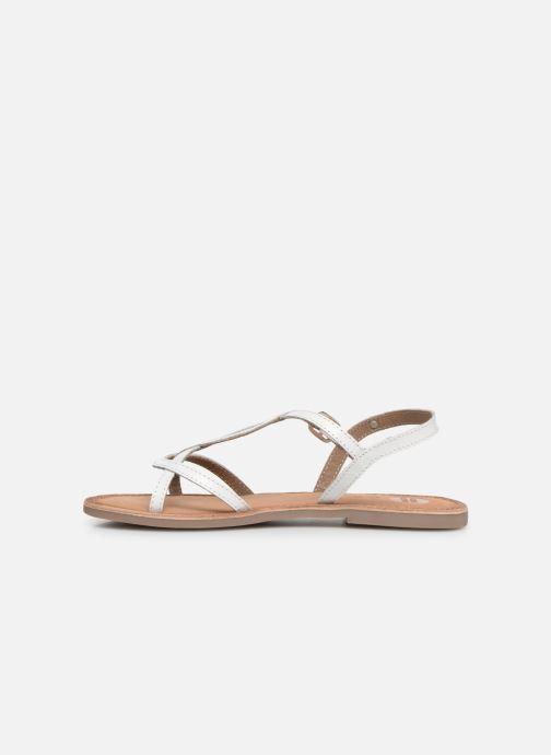 Sandali e scarpe aperte Gioseppo CINISELLO Bianco immagine frontale