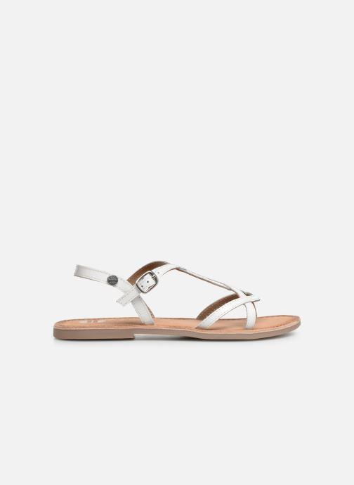 Sandales et nu-pieds Gioseppo CINISELLO Blanc vue derrière