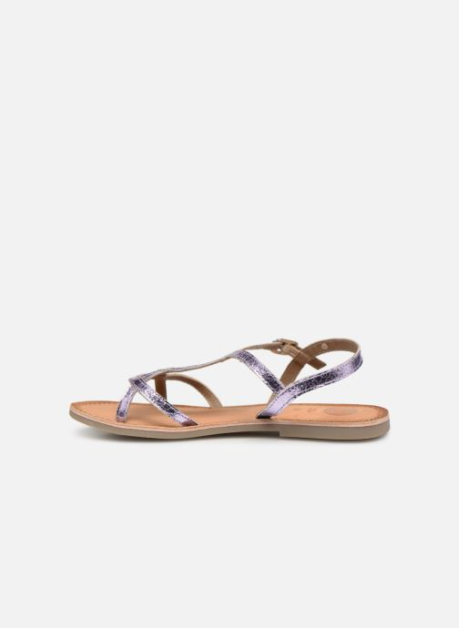 Sandales et nu-pieds Gioseppo CINISELLO Rose vue face