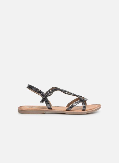 Sandales et nu-pieds Gioseppo CINISELLO Argent vue derrière
