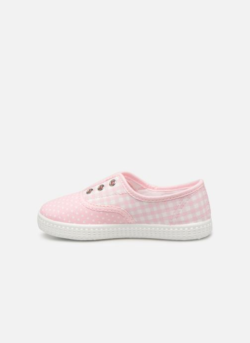 Sneakers Gioseppo BAYEUX Rosa immagine frontale