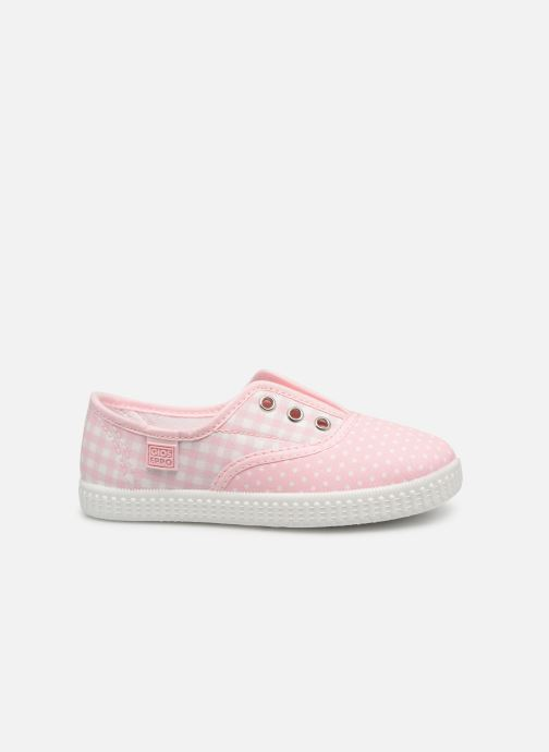 Sneakers Gioseppo BAYEUX Rosa immagine posteriore