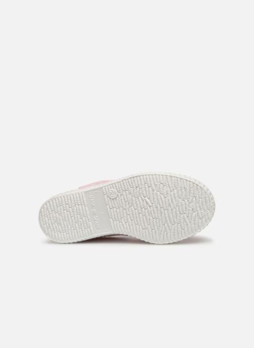 Sneakers Gioseppo BAYEUX Rosa immagine dall'alto