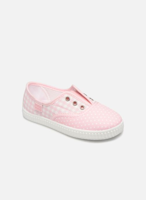 Sneakers Gioseppo BAYEUX Roze detail