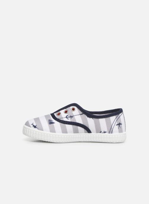 Sneakers Gioseppo LACANAU Azzurro immagine frontale