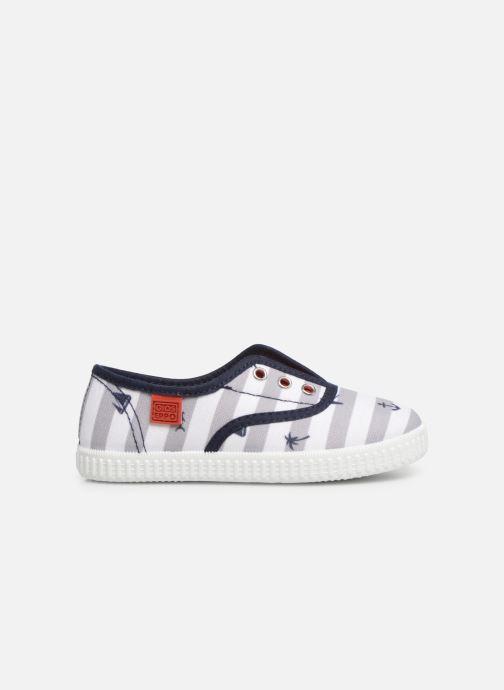Sneakers Gioseppo LACANAU Azzurro immagine posteriore