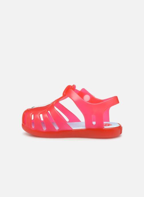 Sandali e scarpe aperte Gioseppo DRESDEN Rosso immagine frontale