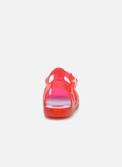 Sandali e scarpe aperte Gioseppo DRESDEN Rosso immagine destra
