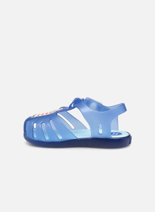 Sandales et nu-pieds Gioseppo DRESDEN Bleu vue face