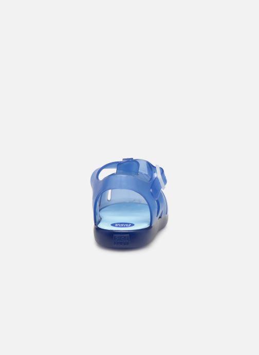 Sandales et nu-pieds Gioseppo DRESDEN Bleu vue droite