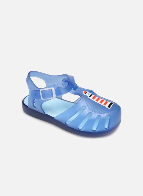 Sandales et nu-pieds Gioseppo DRESDEN Bleu vue détail/paire