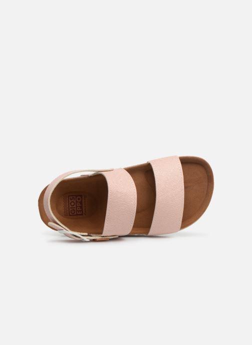 Sandali e scarpe aperte Gioseppo 43175 Rosa immagine sinistra