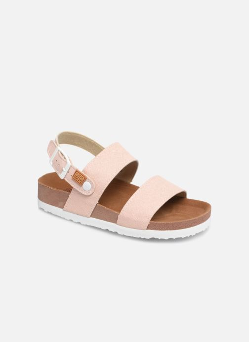 Sandals Gioseppo 43175 Pink detailed view/ Pair view