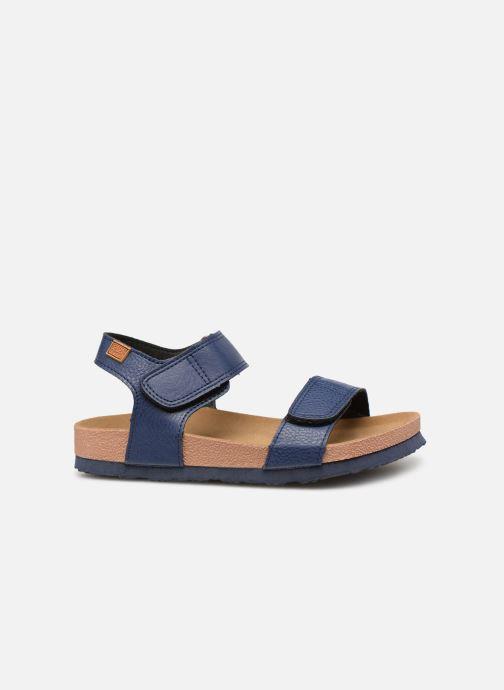 Sandales et nu-pieds Gioseppo KIEL Bleu vue derrière