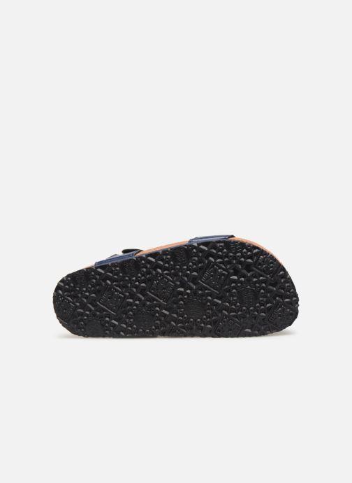 Sandales et nu-pieds Gioseppo KIEL Bleu vue haut