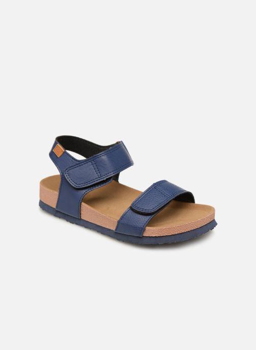 Sandales et nu-pieds Gioseppo KIEL Bleu vue détail/paire