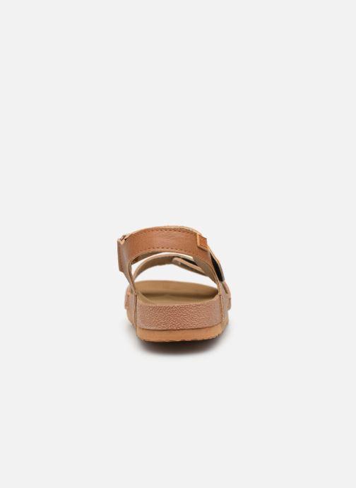 Sandales et nu-pieds Gioseppo KIEL Marron vue droite