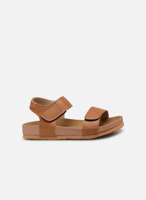 Sandales et nu-pieds Gioseppo KIEL Marron vue derrière