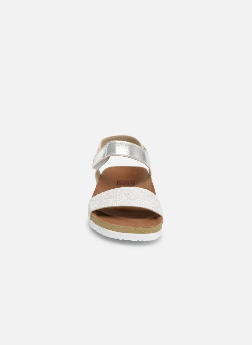 Sandals Gioseppo MOERS Silver model view