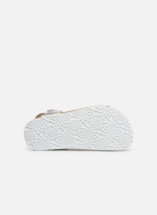 Sandali e scarpe aperte Gioseppo MOERS Argento immagine dall'alto
