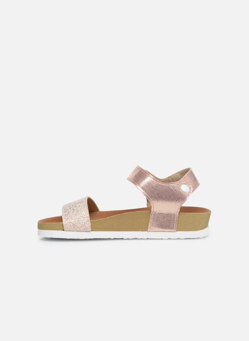 Sandales et nu-pieds Gioseppo MOERS Rose vue face