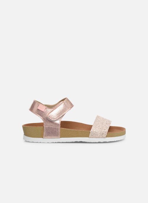 Sandales et nu-pieds Gioseppo MOERS Rose vue derrière